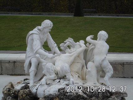 FOTKA - zájezd do Vídně 175, Belvedere