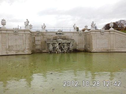 FOTKA - zájezd do Vídně 179, Belvedere
