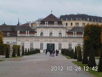 FOTKA - zájezd do Vídně 180, Belvedere