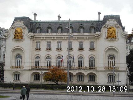 FOTKA - zájezd do Vídně 190, francouzská ambasáda