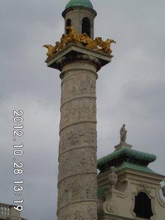 FOTKA - zájezd do Vídně 194, Karlskirche
