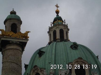 FOTKA - zájezd do Vídně 195, Karlskirche