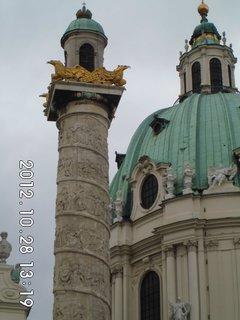 FOTKA - zájezd do Vídně 197, Karlskirche