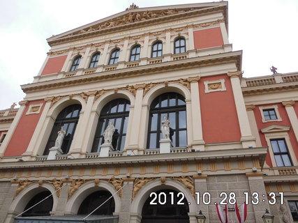FOTKA - zájezd do Vídně 203, Musikverein Portier