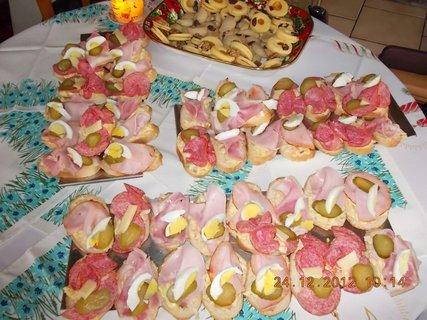 FOTKA - 22.-24.2012-vzpomínám na Vánoce-19-moje chlebíčky