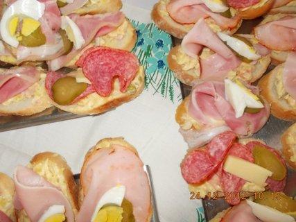 FOTKA - 22.-24.2012-vzpomínám na Vánoce-25-7-moje chlebíčky