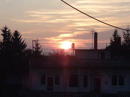 FOTKA - západ slnka 13.01.2013 b