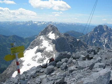 FOTKA - vrcholky hor, Rakousko