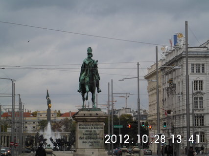FOTKA - zájezd do Vídně 209, pomníky