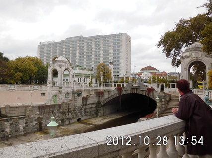 FOTKA - zájezd do Vídně 214, Wienfluss
