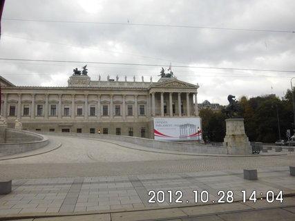 FOTKA - zájezd do Vídně 219, parlament