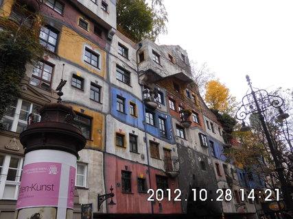 FOTKA - zájezd do Vídně 220, zajímavé fasády