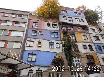 FOTKA - zájezd do Vídně 221, zajímavé fasády