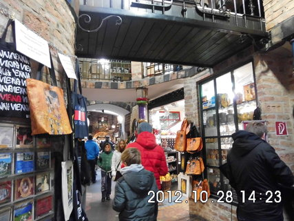FOTKA - zájezd do Vídně 225, obchody