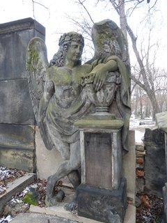 FOTKA - sochy a pomníky - Olšanské hřbitovy