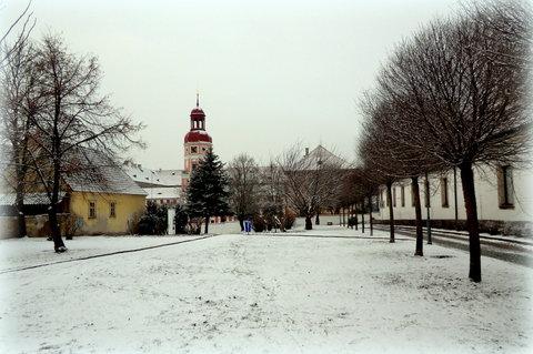 FOTKA - Zima ve městě ,
