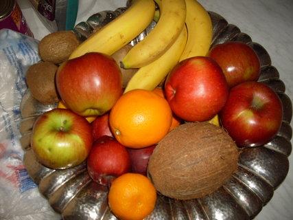 FOTKA - ovocná mísa