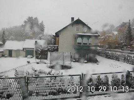 FOTKA - zájezd do Vídně 237, nasněžilo