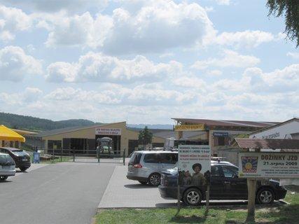 FOTKA - areál Hoštice