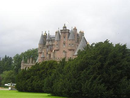 FOTKA - hrad ve Skotsku