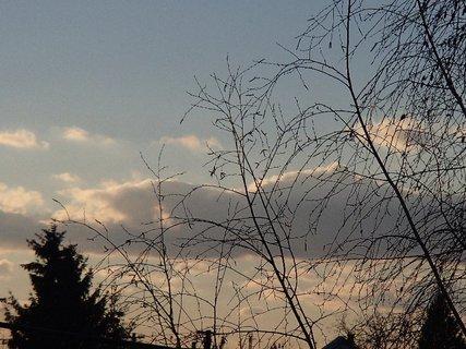 FOTKA - prehnali sa mraky