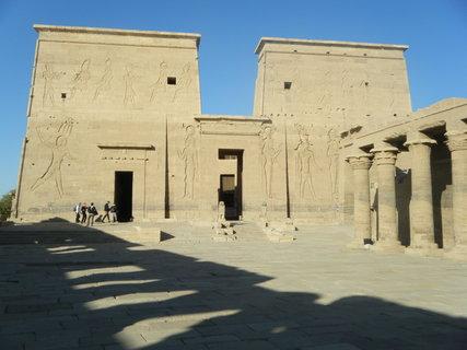 FOTKA - Chrám v Asuánu-Edfu