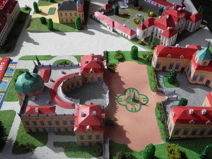 FOTKA - Modely hradů