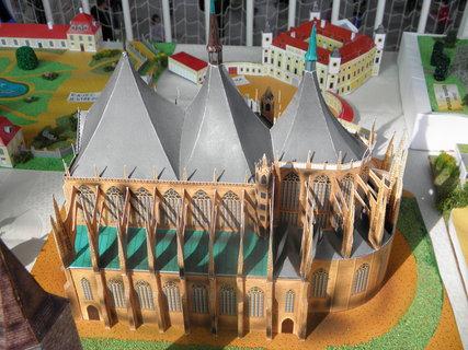 FOTKA - Kutná Hora - model