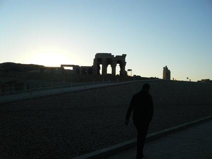 FOTKA - noční chrám 2