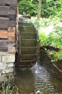 FOTKA - Tak putuje voda do valchy