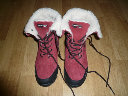 FOTKA - dnes jsem si koupila konečně zimní boty