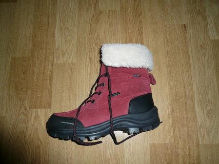 FOTKA - nové zimní boty