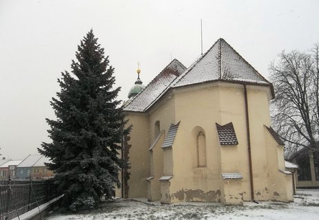 FOTKA - Veselí nad Mor.- kostelík