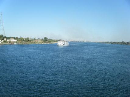 FOTKA - Lodě na Nilu