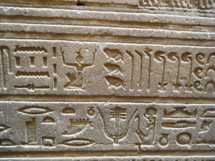 FOTKA - Počty v Egyptě 2