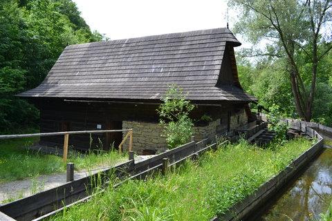 FOTKA - Tomkův mlýn z Vel.Karlovic.