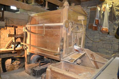 FOTKA - Tomkův mlýn z Vel.Karlovic....