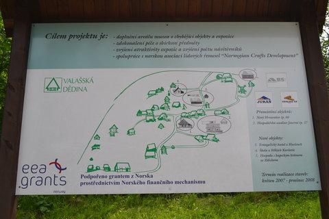 FOTKA - Valašské muzeum v přírodě..