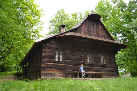 FOTKA - Chalupa z Vel.Karlovic, Miloňova