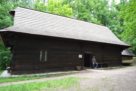 FOTKA - Chalupa z Vel.Karlovic, Milo�ova.