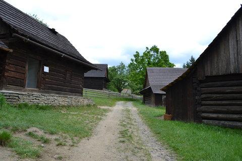 FOTKA - Valašská dědina..