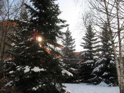 FOTKA - Zima na sídlišti 25
