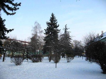 FOTKA - Zima na sídlišti 30