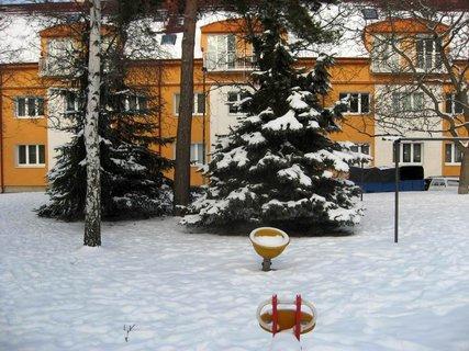 FOTKA - Zima na sídlišti 32