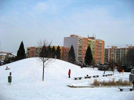 FOTKA - Zima na sídlišti 33
