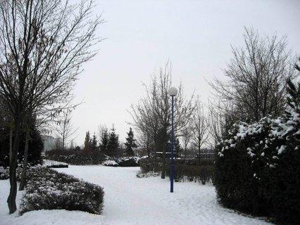 FOTKA - Zima na sídlišti 42