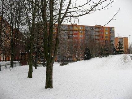 FOTKA - Zima na sídlišti 48