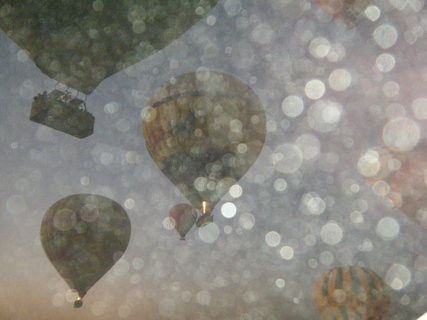 FOTKA - Cesta balónem