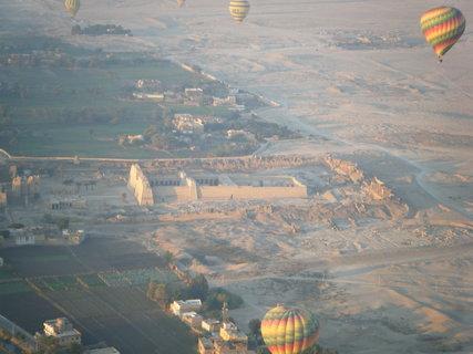 FOTKA - Chrámy z balónu