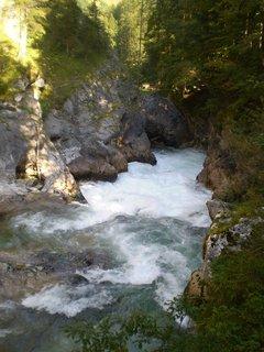 FOTKA - řeky v Rakousku